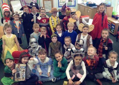 World Book Day Van Gogh Class